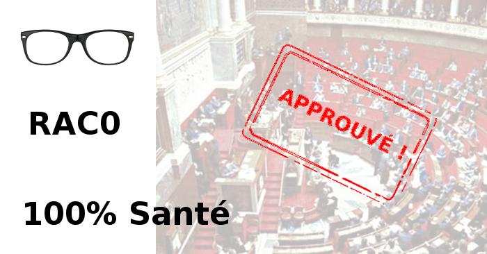 Projet RAC0 adopté par le Parlement le 29/10/2018