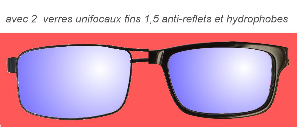 ee45087221cb4 40 € Monture de lunettes cerclée