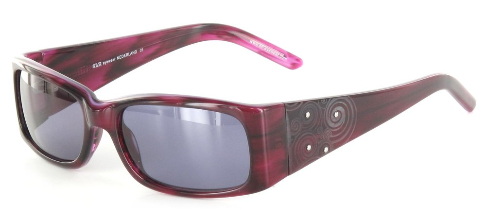 lunettes de soleil ExperOptic Halia Prune