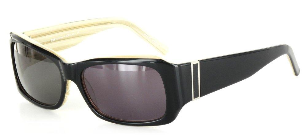 lunettes de soleil ExperOptic Marbella Noir et corne