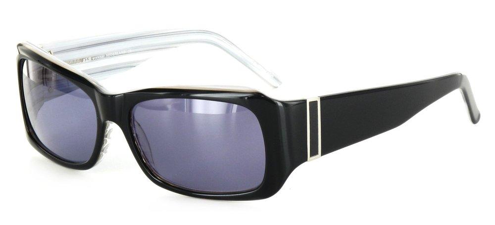 lunettes de soleil ExperOptic Marbella Noir et Cascade