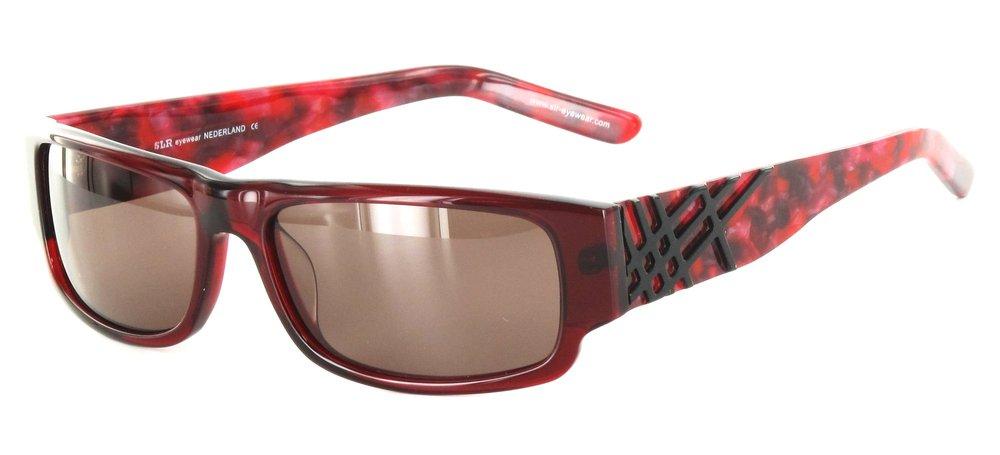 lunettes de soleil ExperOptic Strada Carmin sombre