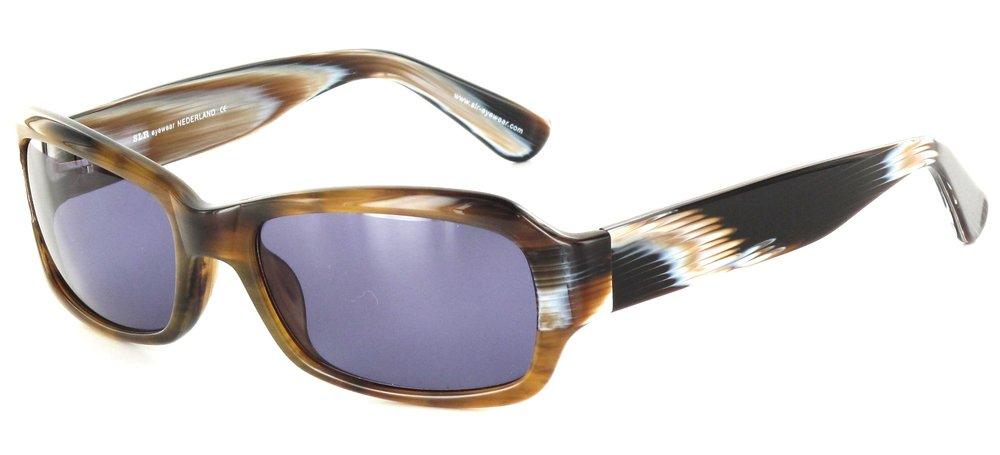 lunettes de soleil ExperOptic Africandia Corne et Ivoire