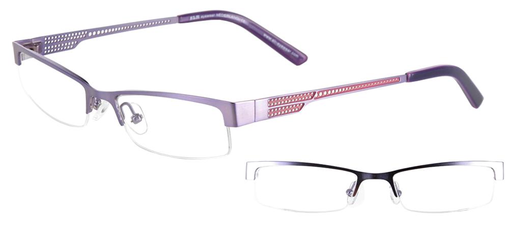 lunettes de vue ExperOptic Tamiss C1 Lavande
