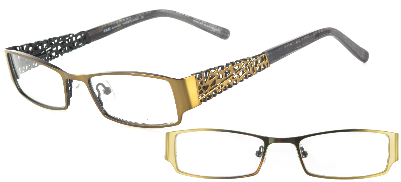 lunettes de vue ExperOptic Resilla Khaki