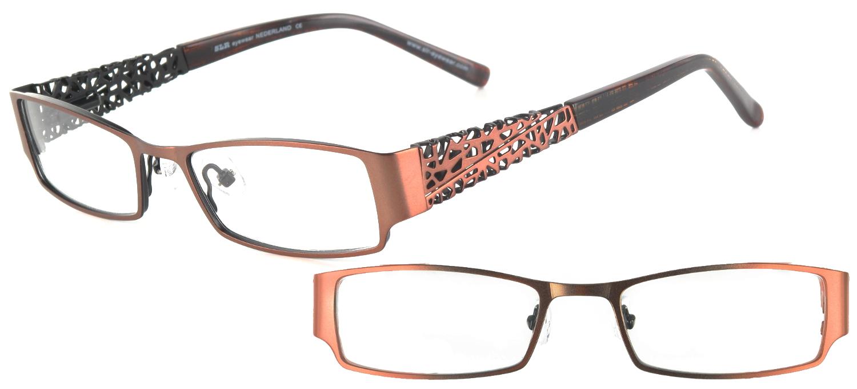 lunettes de vue ExperOptic Resilla Saumon