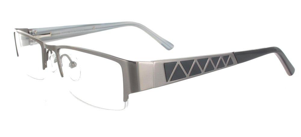 lunettes de vue ExperOptic Aral Gun Blanc nacre