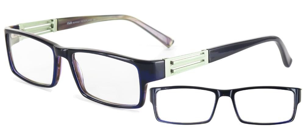 lunettes de vue Elegantia Bleu nuit