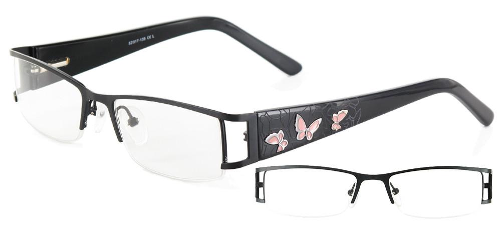 lunettes de vue ExperOptic Bucolia Noir