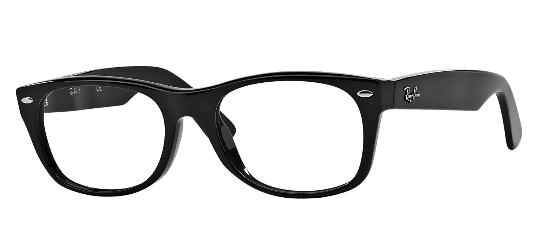 RX5184 2000 New Wayfarer Noir