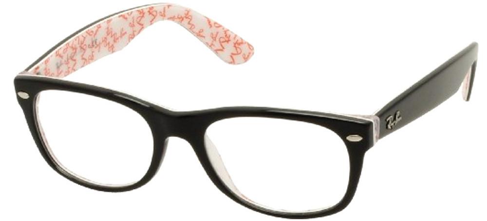 lunette de vue ray ban wayfarer noir