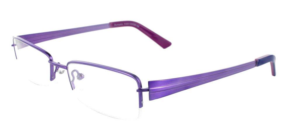 lunettes de vue ExperOptic Alouette Amethyste