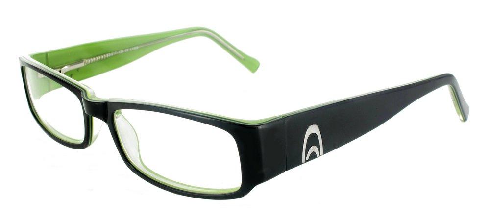 lunettes de vue ExperOptic Matz Marron et bleu