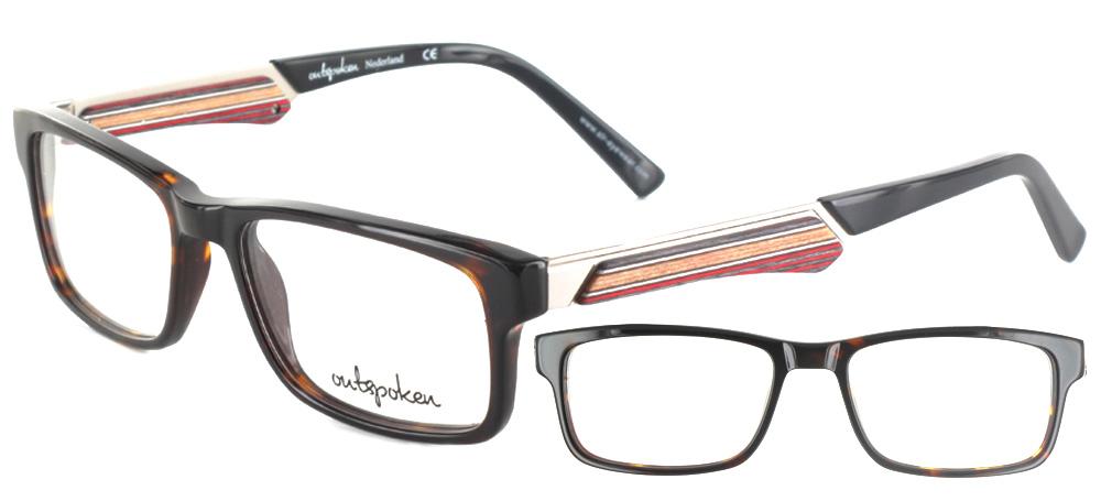 lunettes de vue ExperOptic Gatsby Ecaille