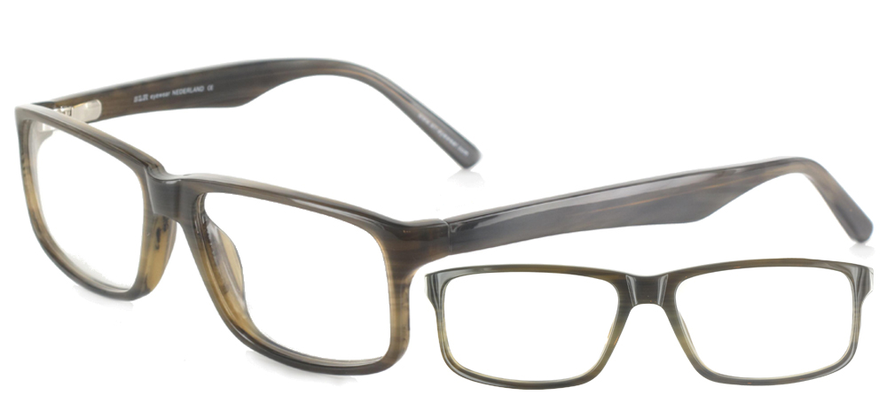 lunettes de vue ExperOptic Spotter Nuance Khaki