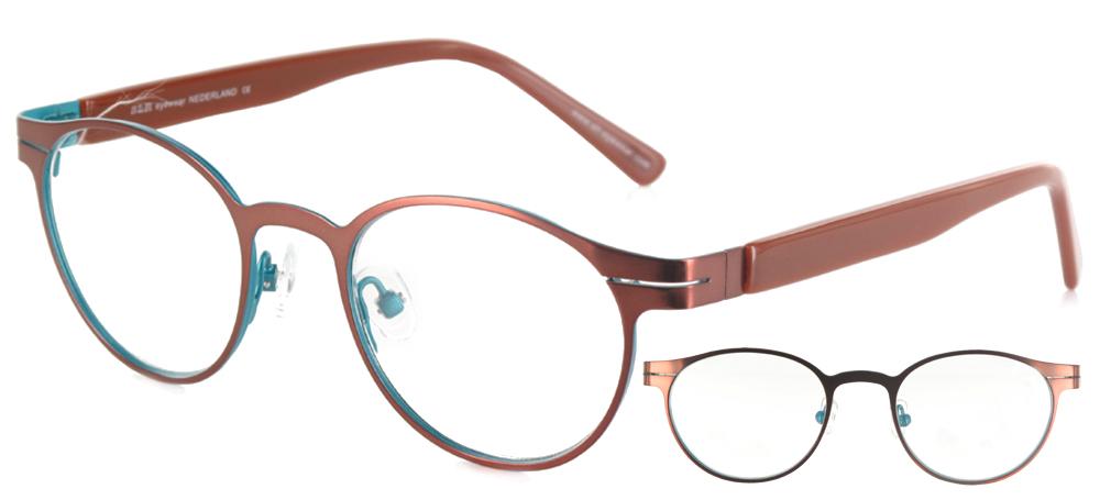lunettes de vue ExperOptic Andy Rouge