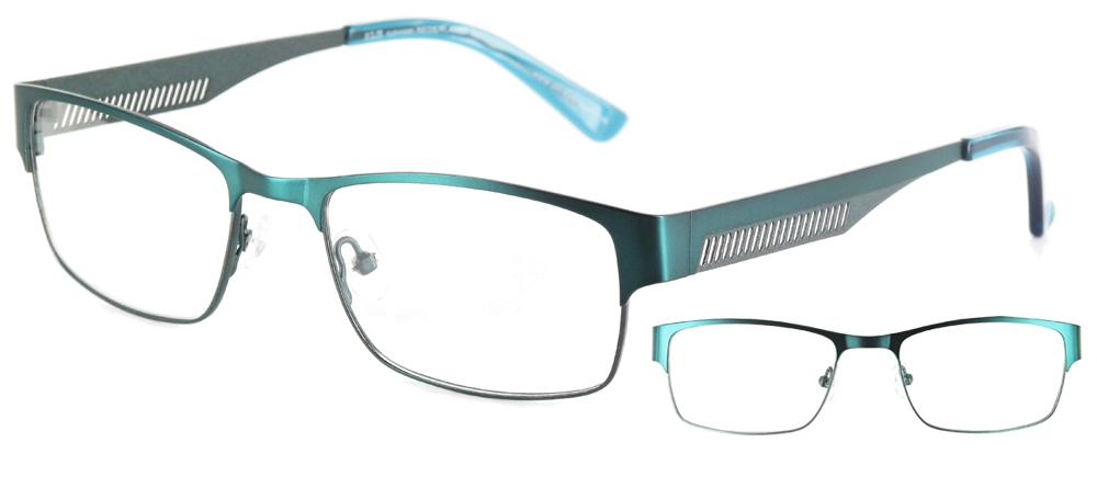 lunettes de vue ExperOptic Formula Gun bleu