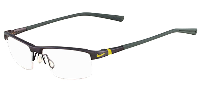 Lunettes Nike NI6050 045 Titane Gris sombre f583561c81c2