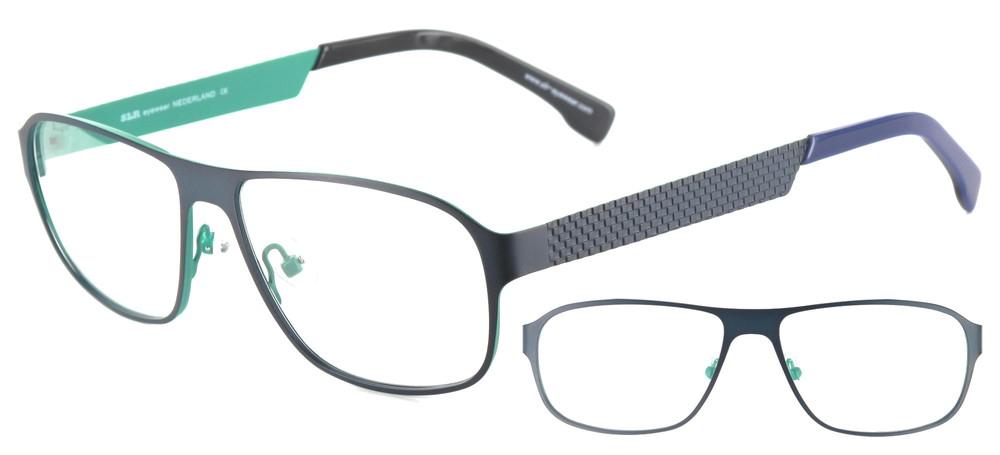 lunettes de vue ExperOptic Racing Bleu