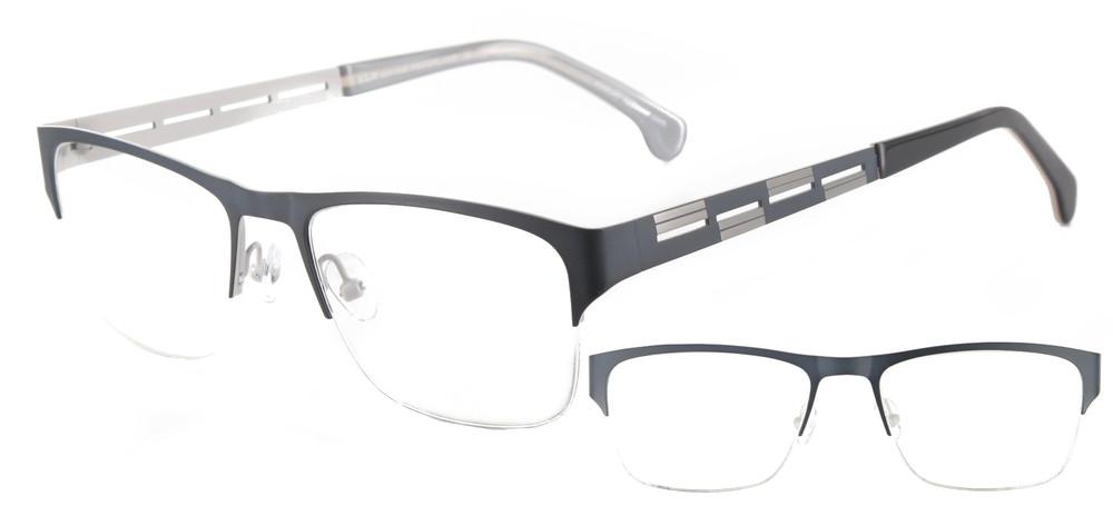 lunettes de vue ExperOptic Midway Taupe
