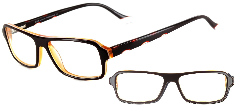 lunettes de vue ExperOptic Pirluma Noir sable