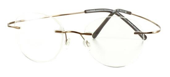 lunettes de vue ExperOptic FlinnFlex marron