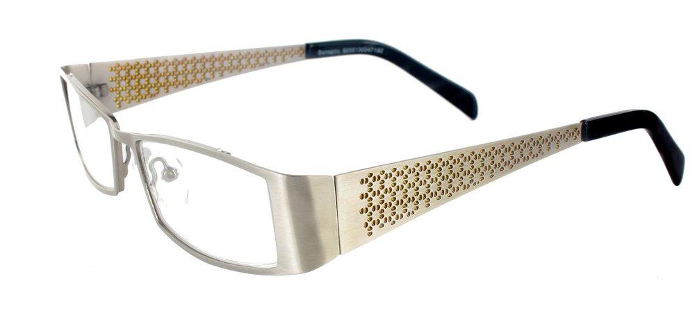 lunettes de vue ExperOptic Riga Gun Miel