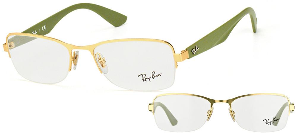 lunettes de vue Ray-Ban RX6309-2730