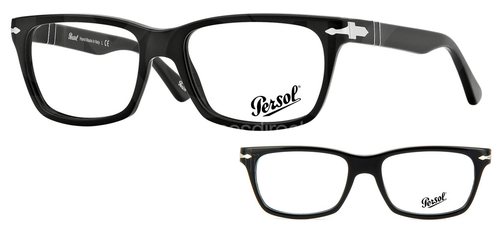 Persol PO3078V 95 Noir