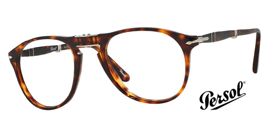 lunettes de vue Persol PO9714VM 24 Havane