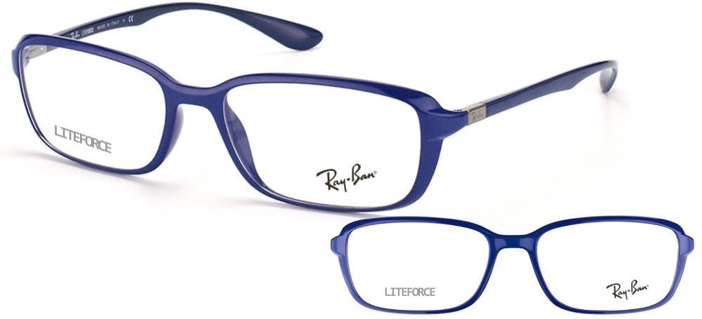 Ray Ban Lunette De Vue Bleu