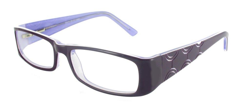Montures lunettes branches larges