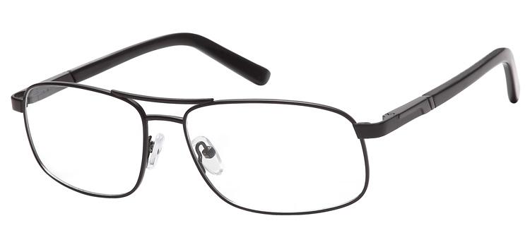 lunettes de vue ExperOptic Nogaro Noir