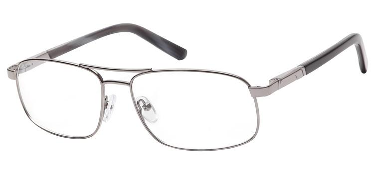 lunettes de vue ExperOptic Nogaro Gun clair