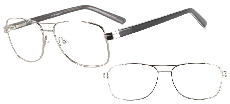 lunettes de vue ExperOptic Brabam Gun clair
