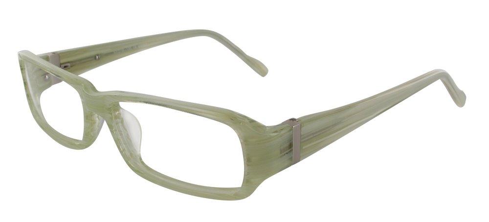 lunettes de vue ExperOptic Tapanti Vert d'eau marbre