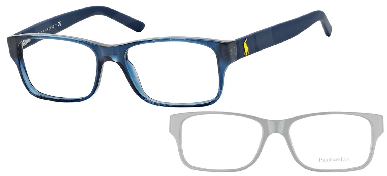 lunettes de vue ph2117 5470 bleu marine ralph lauren. Black Bedroom Furniture Sets. Home Design Ideas