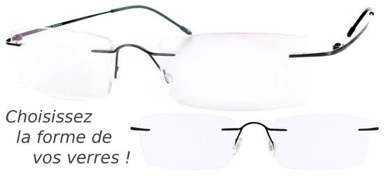 lunettes de vue Flinnart Noir