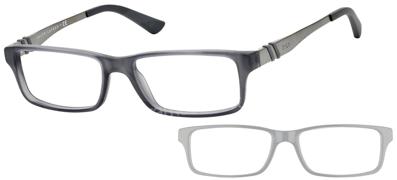 lunettes ralph lauren ph2115 5421 gris sombre mat. Black Bedroom Furniture Sets. Home Design Ideas