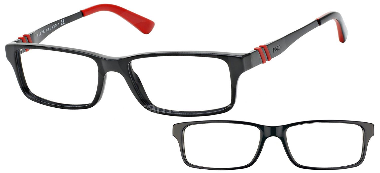 lunettes de vue ph2115 5345 noir ralph lauren. Black Bedroom Furniture Sets. Home Design Ideas