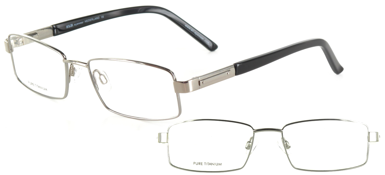 lunettes de vue Tantee Gun clair noir