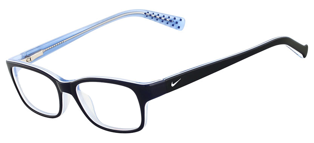 lunettes de vue Nike NI5513-220 Bleu