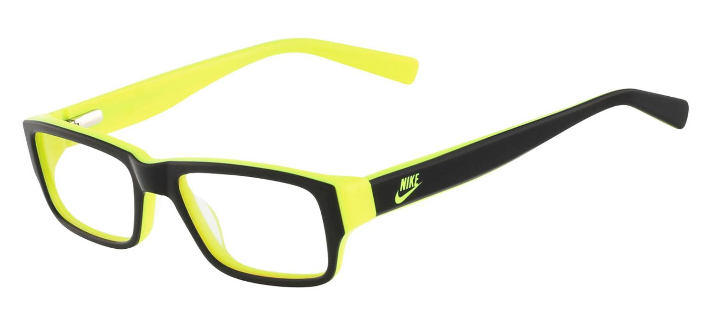 site officiel chaussures nike - lunettes de vue NI5529-300 Bleu sombre Nike