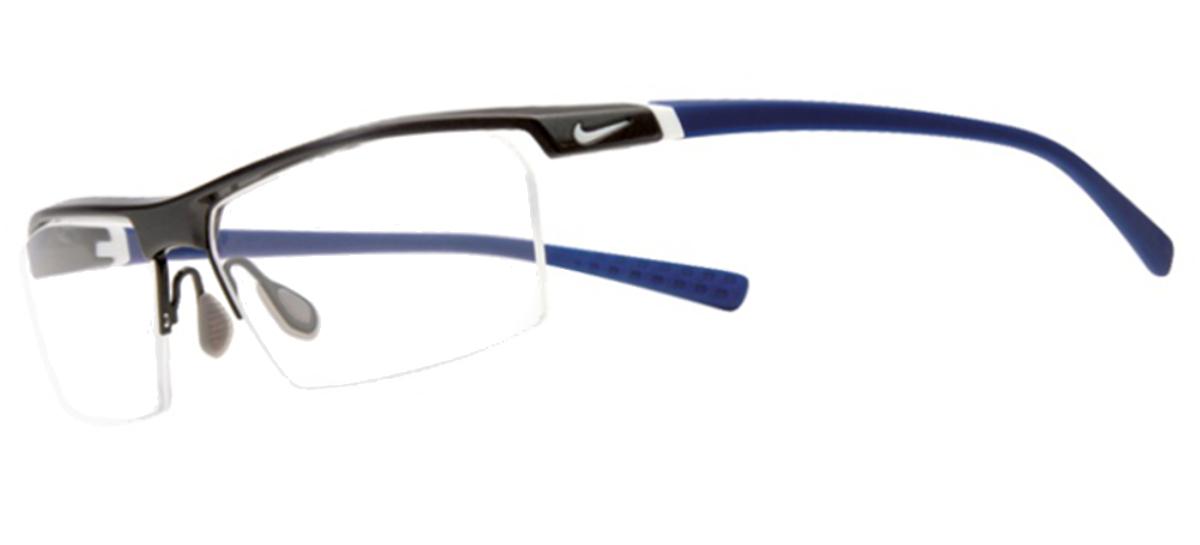 lunettes de vue Nike NI7071-1-075 Gris sombre e72249a8c63a