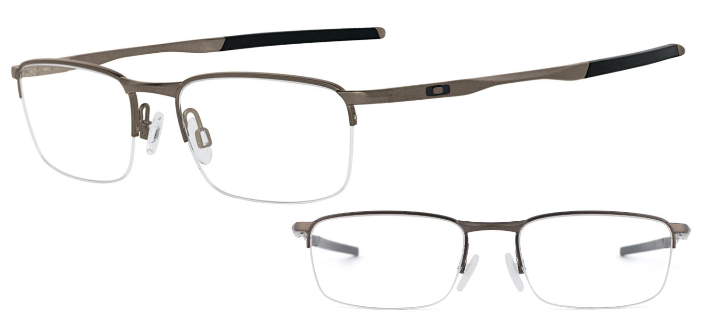 lunettes de vue Oakley Barrelhouse OX3174-02 Pewter