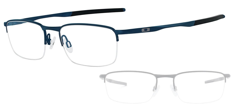 lunettes de vue Oakley Barrelhouse OX3174-04 Bleu