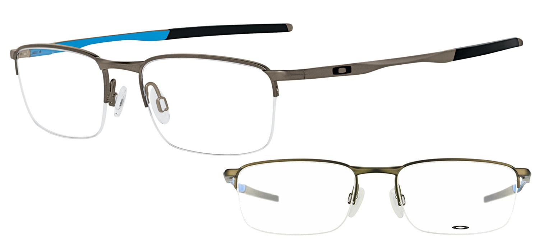 lunettes de vue Oakley Barrelhouse OX3174-06 Gun
