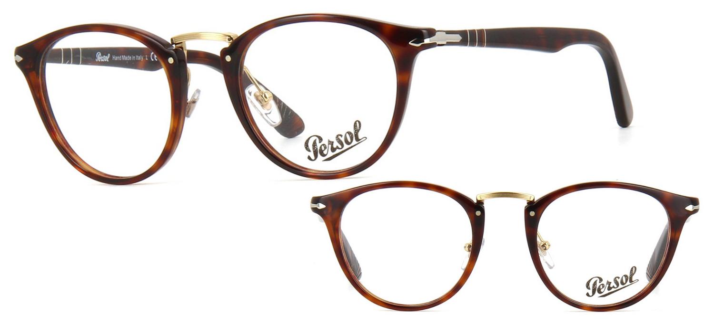 lunettes de vue Persol PO3107V 24 Ecaille