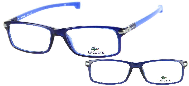 lunettes de vue l2661 001 noir lacoste. Black Bedroom Furniture Sets. Home Design Ideas