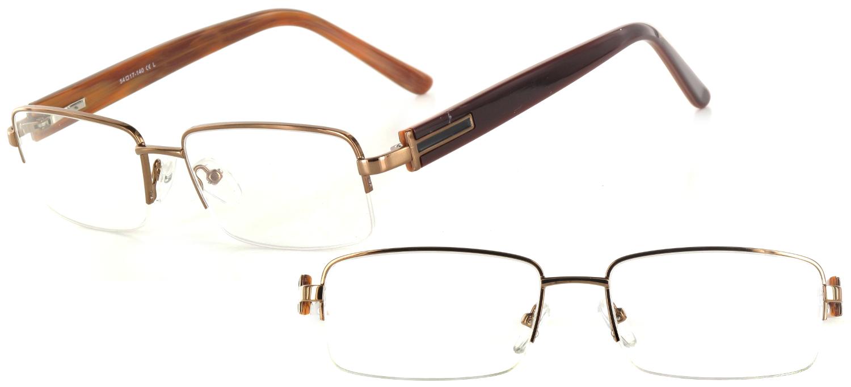lunettes de vue ExperOptic Belt Marron